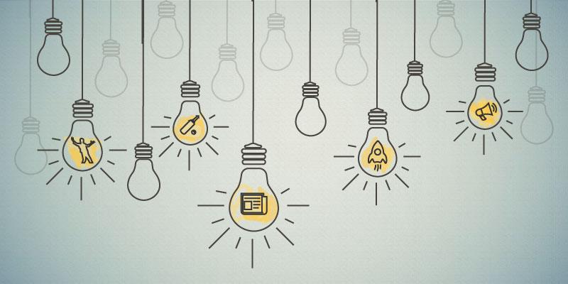 ¿ Cómo generar buenas ideas para generar buen contenido?