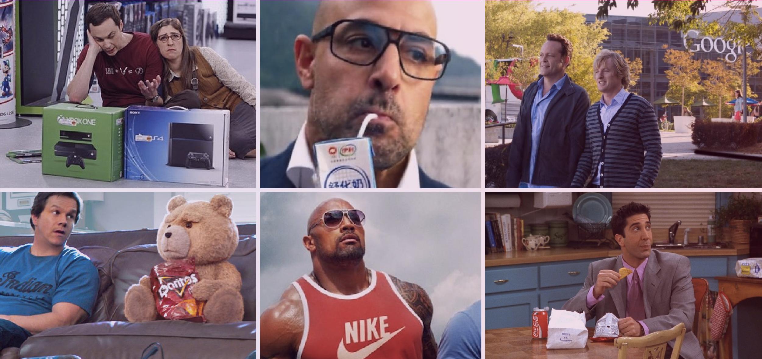 Product placement y sus mejores ejemplos en películas