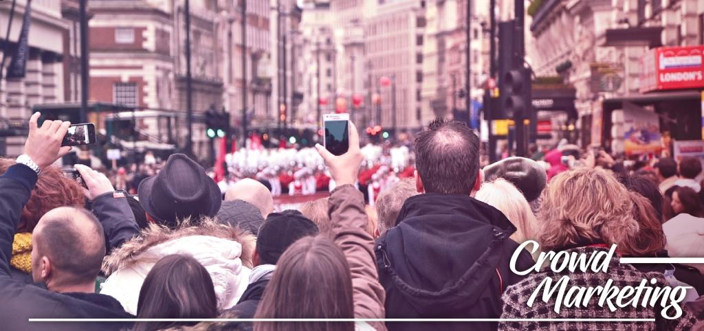 Crowdmarketing: Donde el Marketing se combina con los influencers