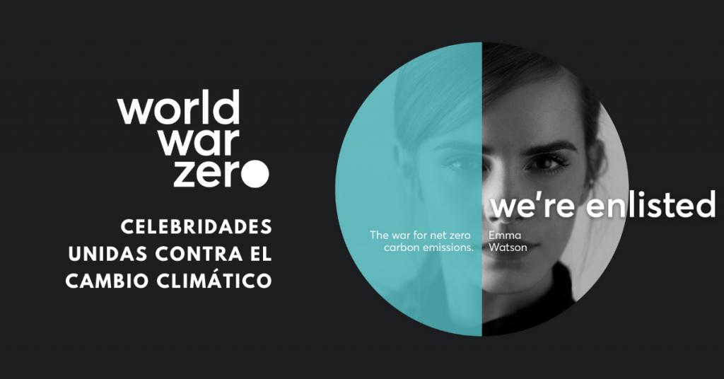 World-War-Zero-Celebridades-Unidas-Contra-El-Cambio-Climático-BrandMe-Plataforma-Herramientas-Y-Tecnología-En-Influencer-Marketing