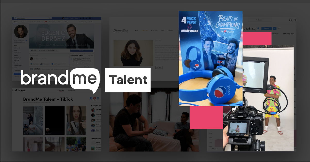 BrandMe Talent Overview