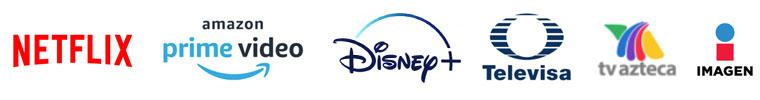 Netflix Amazon Prime Disney plus BrandMe Talent