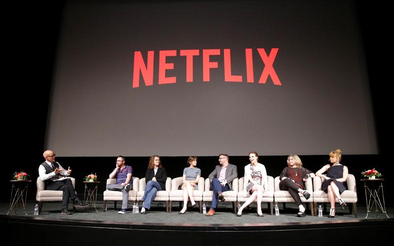 Netflix BrandMe Talent